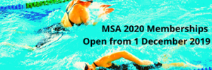 Masters Swimming Australia membership